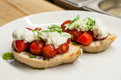 N'Pizza bruschetta
