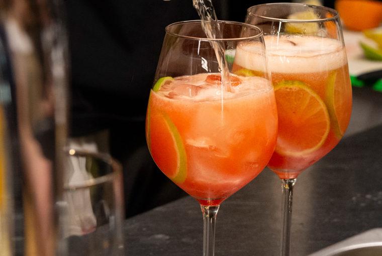 Spritz - symbol włoskiego aperitivo