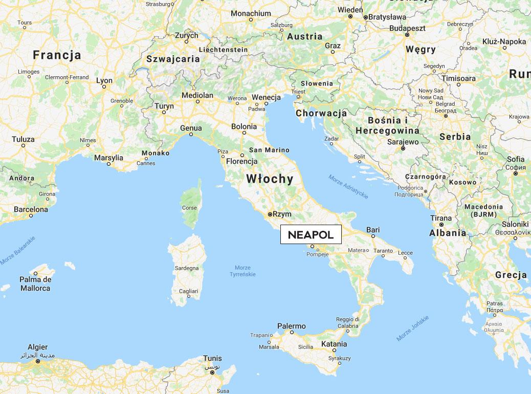 Historia pizzy neapolitańskiej