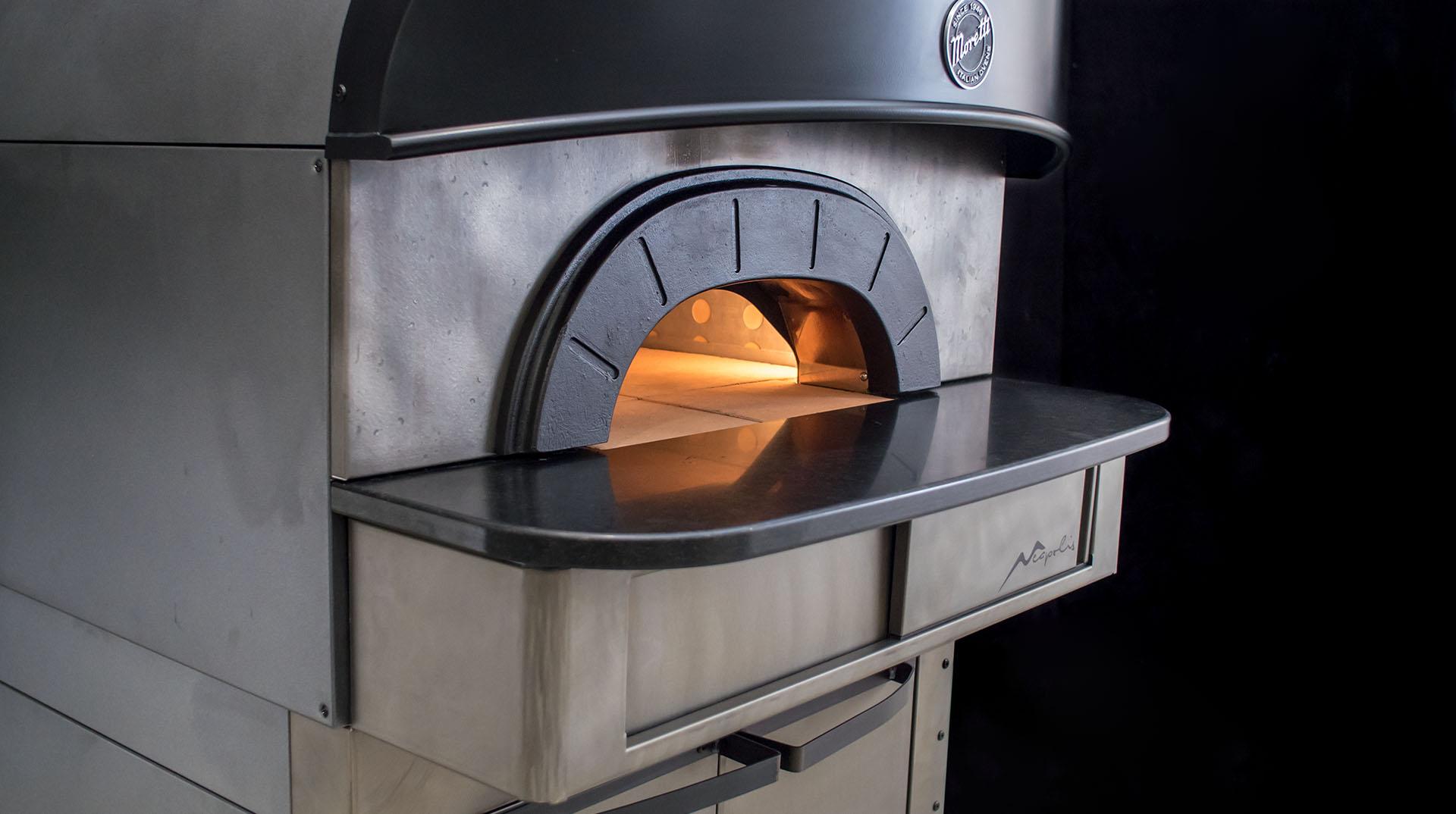 Elektryczny piec do pizzy Neapolis